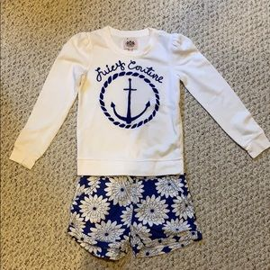 Anchors Away Outfit